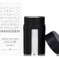 Hair Thickening Keratin Fibres by Nanogen