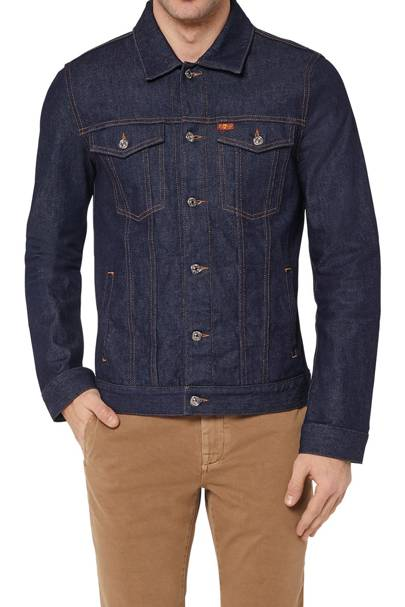 Trucker jacket by 7 For All Mankind