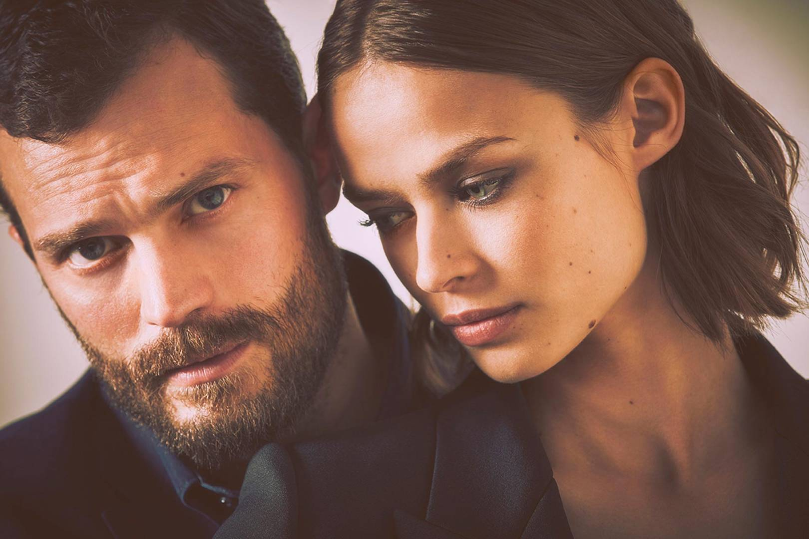 Jamie Dornan Is The New Face Of Hugo Boss The Scent British Gq