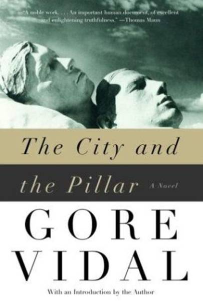 The City And The Pillar, by Gore Vidal