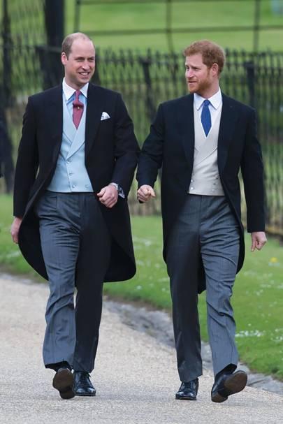 Giving Traditional Wedding Morning Dress A Twist British Gq