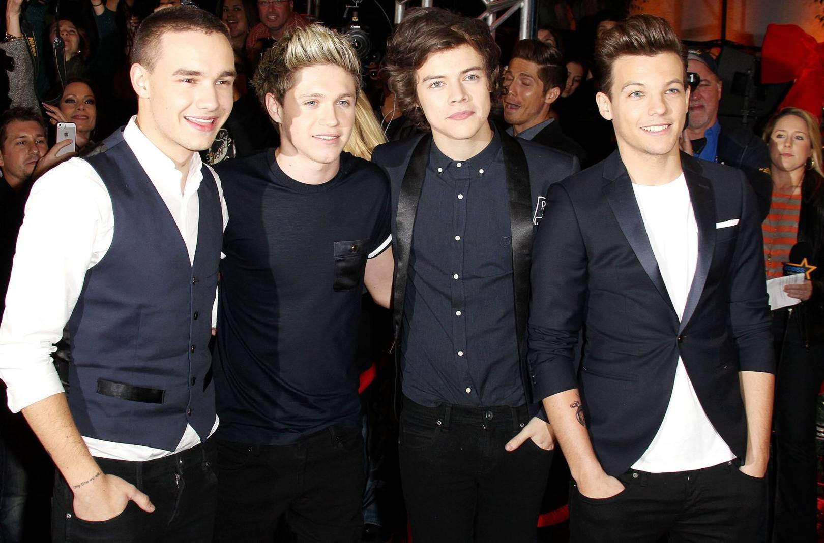 Style File One Direction British Gq