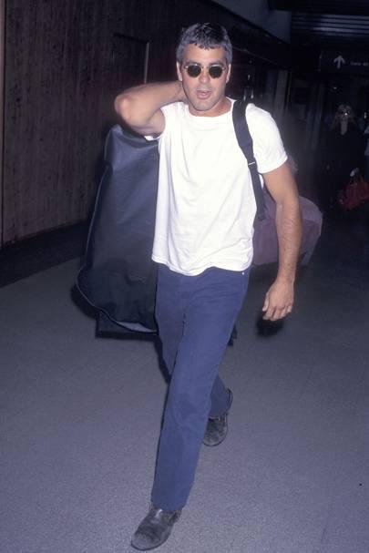 George Clooney, 1995