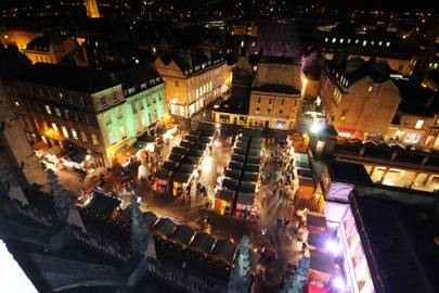 Best for staying put: Bath Christmas Market, Bath