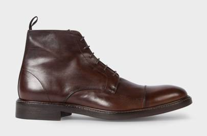 Paul Smith 'Jarman' boots
