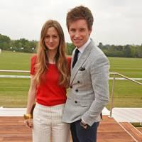 Hannah & Eddie Redmayne