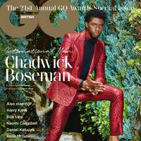 International Man of the Year: Chadwick Boseman