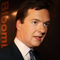 George Osborne, the new editor of the Evening Standard, photographed in 2007