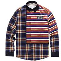 Patterned Shirt by TRNDY STUDIOS
