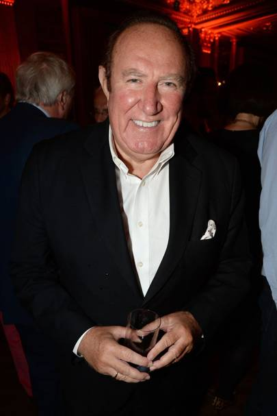 Media and publishing: Andrew Neil