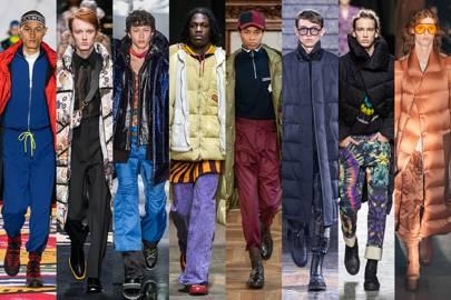 Autumn Winter 2019 trends for men  5714b0aad92