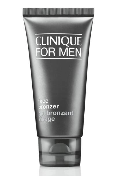 Face bronzer for men by Clinique