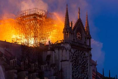 Notre-Dame's fire shows us the true meaning of cathedrals