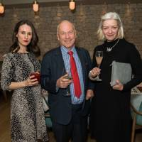 Joanne Rodell-Jones, Robb Webb and Maggie Kerr