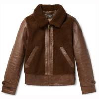 Yates shearling jacket by RRL