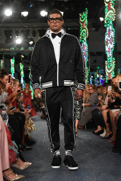 703eee58cfd3 Dolce   Gabbana Spring Summer 2019 Menswear show report