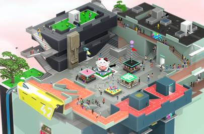 Indie isometric shooter game Tokyo 42 launches on Steam