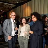Brendan Murdock, Sophie Brocart and Kate Brindley