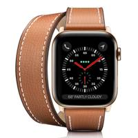 Casetify 2-in-1 Leather Watch Band