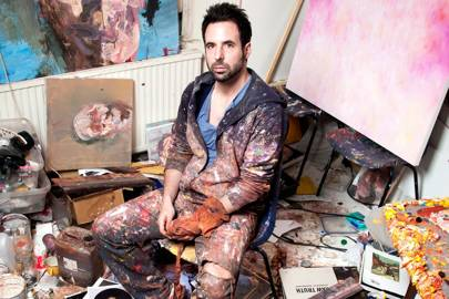 Antony Micallef will change the face of modern portraiture
