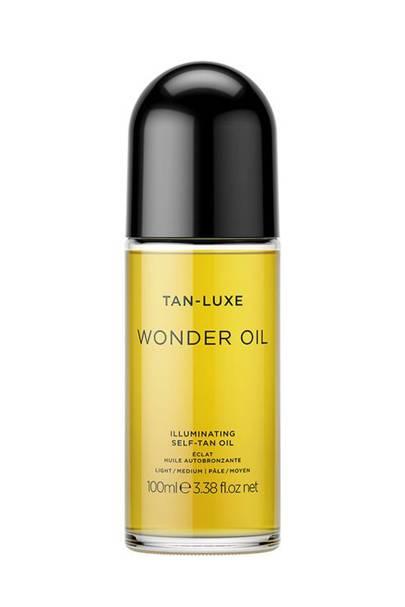 Tanning oil by Wonder Oil