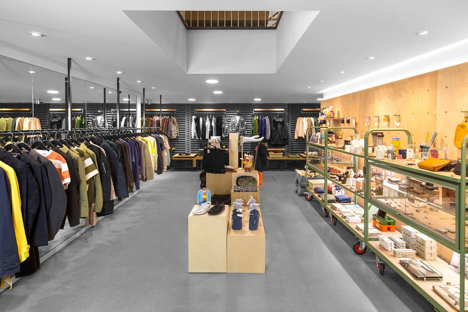 82908bd3f27 The best menswear shops in London