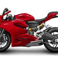 1. Ducati 899 Panigale