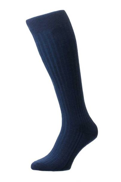 Laburnum Long Men's sock by Pantherella, £15.50