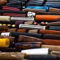 Montegrappa's Bespoke Pen-Making Service