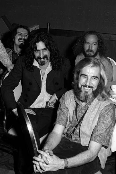 1968: Frank Zappa and the Mothers of Invention