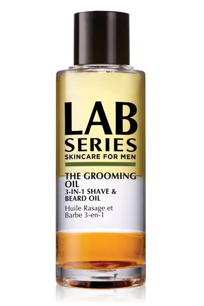 The Grooming Oil by Lab Series