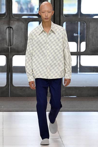 85284db576 Xander Zhou Spring/Summer 2019 Menswear show report | British GQ