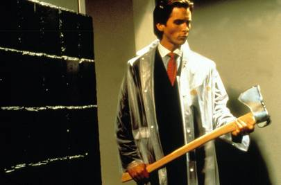 Halloween costume idea: Patrick Bateman (American Psycho)