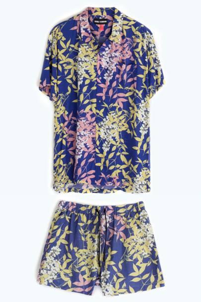 Double Rainbouu 'Cherry Pop' shirt and shorts