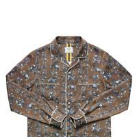 Pyjama suit shirt by Erdem x H&M