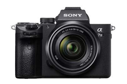 A7 III by Sony