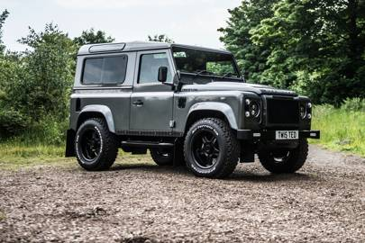 twisted land rover defender the twisted land rover defender has