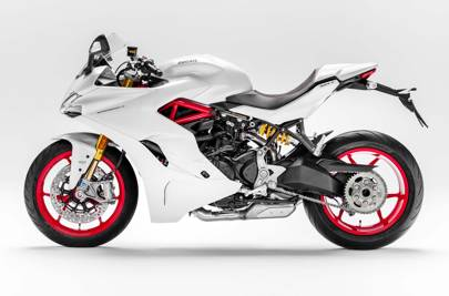 939 SuperSport by Ducati