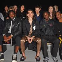 The London FROW has some big new names