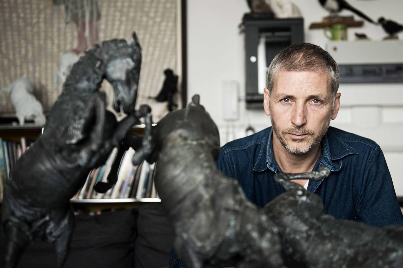 Antiquitäten & Kunst Antike Originale Vor 1945 Skulptur >>löwe<< In Bronze Masiv Latest Technology