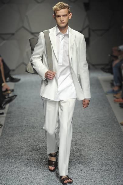 Well-tailored tunics - Z Zegna