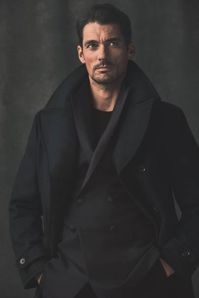 For The First Time Ever Gandy Has Transcended His Role As Marks Spencer S Tailoring Ambador To Design Very Own Collection Of Suits And Outerwear