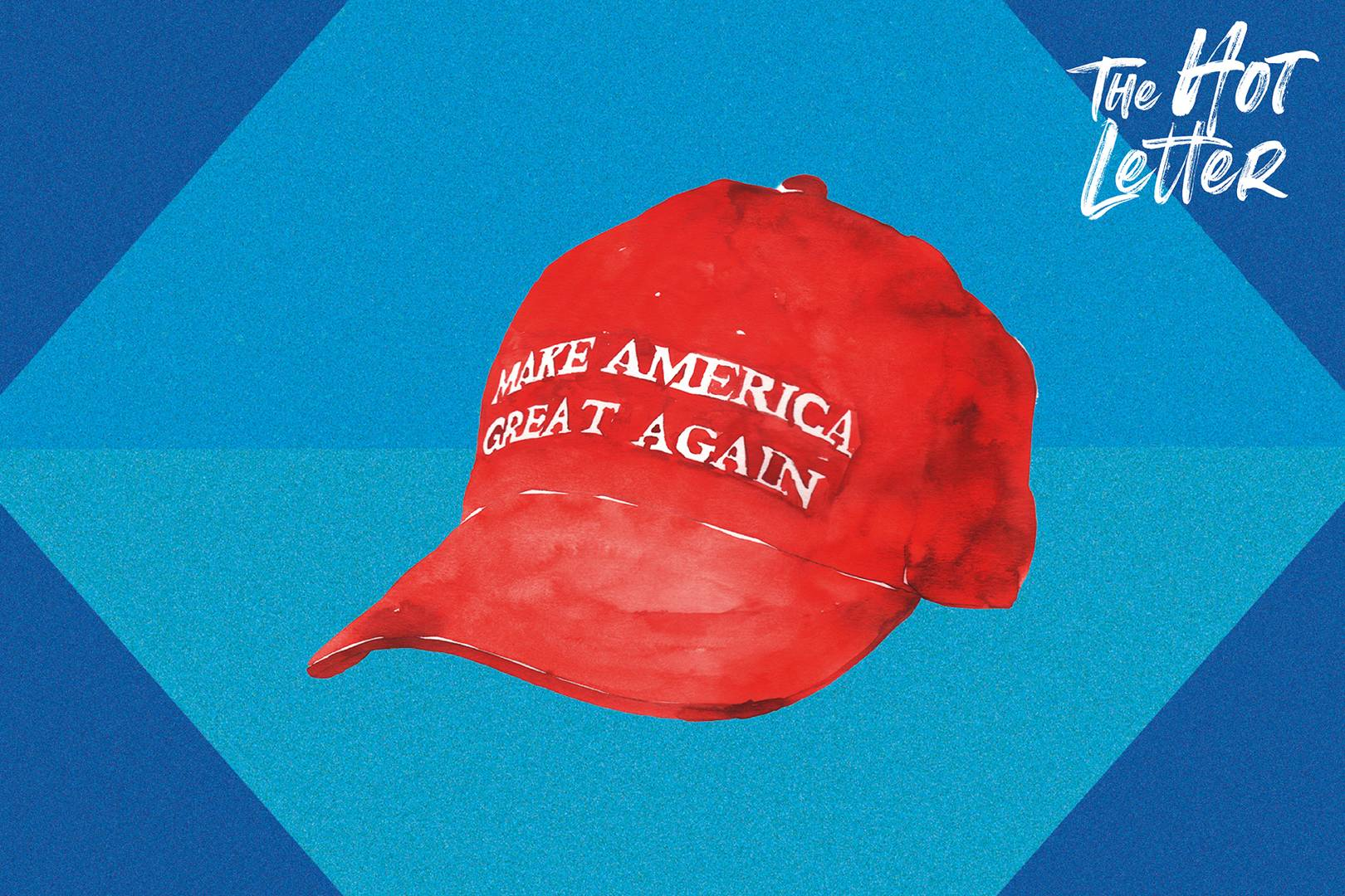 79003ca3287 What is a Maga hat  We explain how it came to be