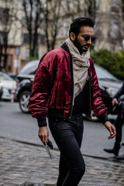 The Best Street Style From Paris Fashion Week Men 39 S Aw18 British Gq
