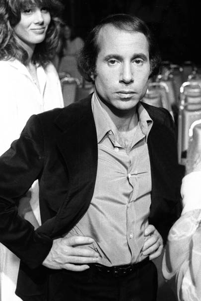 1977: Paul Simon