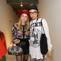 Zuzanna Zuonly and Thomas Dogiel