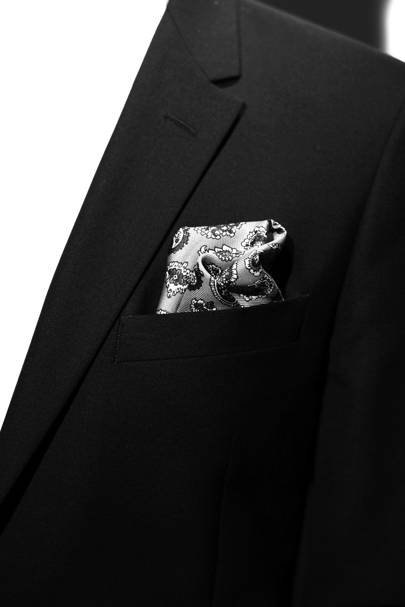 The pocket square