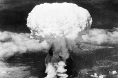 Eric Schlosser: 'It's extraordinary no city has been destroyed since Hiroshima and Nagasaki'