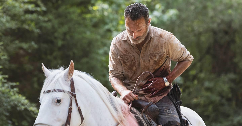 The Walking Dead refuses to let Rick Grimes die