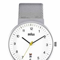 Milanese strap watch